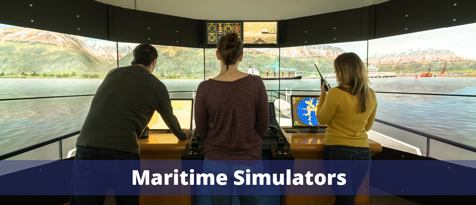 Maritime Simulators