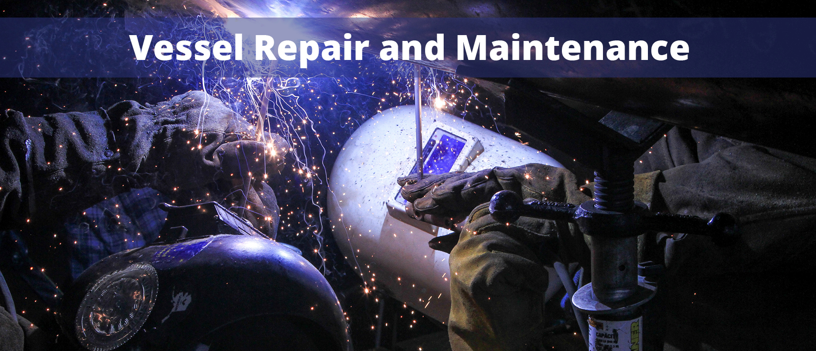 Vessel Repair and Maintenance