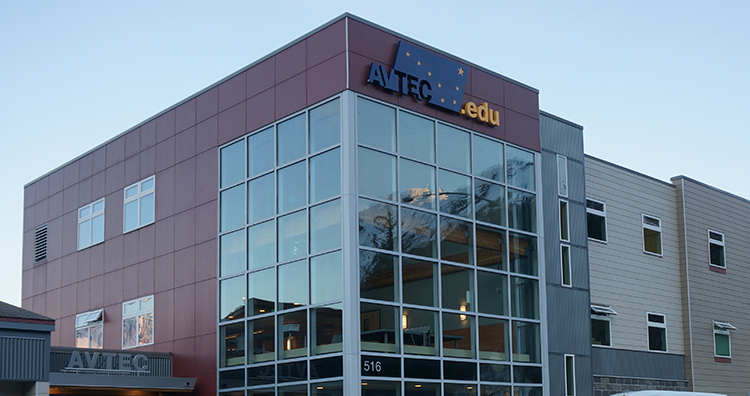 AVTEC Willard E. Dunham Hall